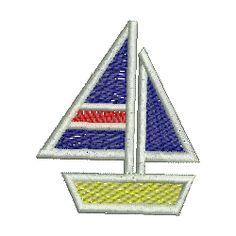 Ručnik s imenom i motivom Brodić Ručnici su dostupni u tri dimenzije: 30 x 50, 50 x 100, 70x140