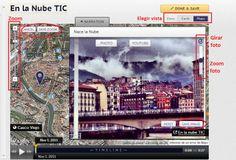 En la nube TIC: Meograph: crear historias multimedia vía @radioaula google maps, imágnes, vídeo. Crea una guía de viajes, por ejemplo