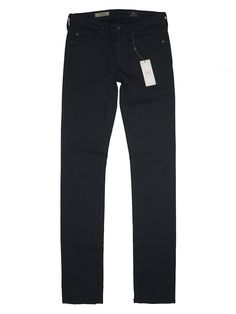 AG Adriano Goldschmied The Harper Essential Straight Jeans Size Msre 887920786593 Ag Jeans, Jeans Size, Adriano Goldschmied, Black Jeans, Essentials, Sweatpants, Boutique, Denim, Fashion