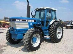 FORD TW-35 FWD