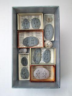 mano kellner, art box nr 364, bygninger 2
