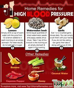 Home Remedies for High Blood Pressure http://tmiky.com/pinterest