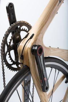 Cio Pass timber / carbon aero road bike