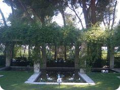 Rosaleda Garden
