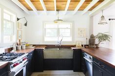 Design Inspiration Monday - Dream Book Design - Love the countertops and cabinets...