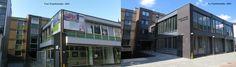 Naarderstraat 35- Hilversum voor en na transformatie Multi Story Building, Design