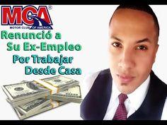 Renuncio a su ex-empleo por  trabajar en MCA