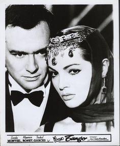 MI Ultimo Tango Sarita Montiel Maurice Ronet 1960 Original Movie Photo 786…