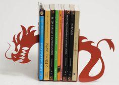dragon      unique bookends - Google Search