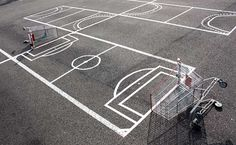 Urban Hacking! Such a cool way to foster human interaction.  Soccer anyone?
