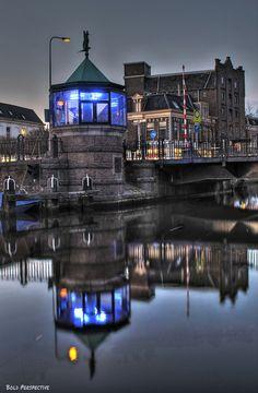 museumbrug by Joram Krol on 500px