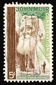 My Hero John Muir, US Stamp