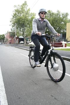 Great Article on e-bikes