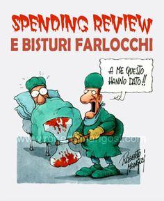 La denuncia dei chirurghi: bisturi ...farlocchi