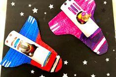 Diversity Activities, Space Activities, Craft Activities, Toilet Roll Craft, Toilet Paper Roll Crafts, Preschool Math Games, Kindergarten Activities, Ant Crafts, Space Crafts For Kids