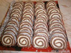 Keksz-tekercs | Receptneked.hu (olcso-receptek.hu)