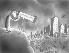 Cartoonist Michael Leunig returns from a near-death hit on the head