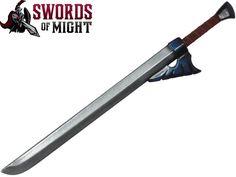 Winged Evil Larp Sword