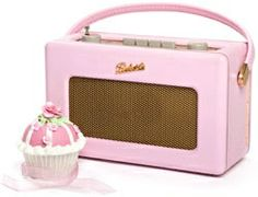 Roberts Radio R250 Pink Roberts Radio, Beautiful Cupcakes, Pink Princess, Cupcake Cakes, Cake Pops, Sweet, Pretty, Kitchen, Products