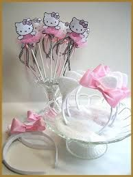 Resultado de imagen para hello kitty birthday decoration ideas
