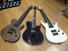 BlacKat guitars!  amazing!