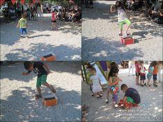 Καλοκαιρινή γιορτή με ομαδικά παιχνίδια Summer, Scouts, Summer Time, Boy Scouts, Boy Scouting, Cub Scouts