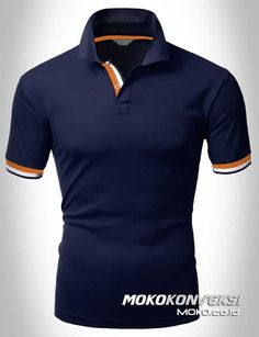 Xpril Jacquard Sport Polo T-Shirts Navy Size Polo Shirt Outfits, Mens Polo T Shirts, Tee Shirts, Polo Shirt Design, Polo Design, Lacoste T Shirt, Sweater Shirt, Men Dress, Shirt Designs