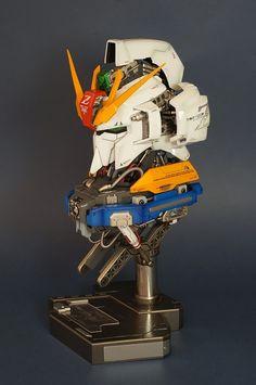 gunjap:  1/24 MSZ-006 Z Gundam Head: Work by stormmirage....