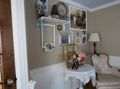 fixing a gallery wall fail, crafts, flooring, home decor, outdoor living