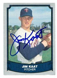 Jim Kaat Minnesota Twins