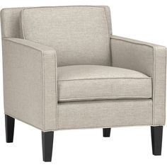 Vaughn Chair in Chairs | Crate and Barrel