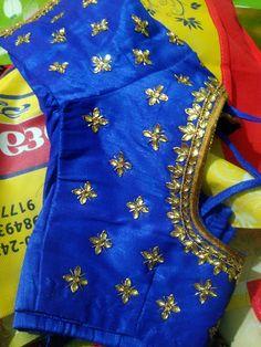 Best Blouse Designs, Simple Blouse Designs, Bridal Blouse Designs, Blouse Neck Designs, Pattu Saree Blouse Designs, Hand Work Blouse, Check Designs, Marie, Aari Embroidery
