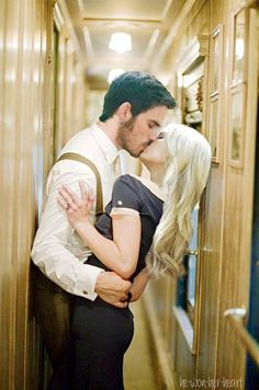 Colin O'Donoghue Captain Hook Emma Swan Killian Jones Jennifer Morrison Once Upon a time If you take place like thanks Miriam