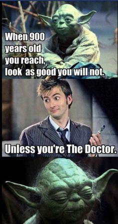 "Can it, Tennant. | 25 Times The Internet Made ""Star Wars"" Hilarious"