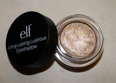 (Elf Long Lasting eyeshadow in Toast. So pretty! (Elf Long Lasting eyeshadow in Toast. So pretty! Best Drugstore Eyeshadow, Drugstore Makeup, Makeup Brands, Best Makeup Products, Elf Products, Beauty Products, Drugstore Foundation, Elf Makeup, Makeup To Buy