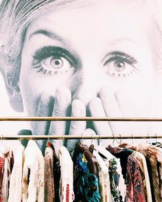 Twiggy / One Vintage in Notting Hill