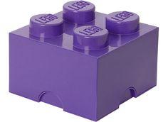 LEGO-säilytyslaatikko 4 violetti 24,99€