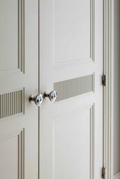 Door Detail | John B. Murray Architect