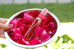Zužitkujte ruže nielen na krásu, ale aj pre zdravie. Vyrobte si ružovú pleťovú vodu, čaj či sirup - Záhrada.sk Watermelon, Vegetables, Food, Syrup, Essen, Vegetable Recipes, Meals, Yemek, Veggies