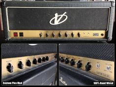 Check out the full story on this Custom Plex Mod here - http://www.voodooamps.com/home/News/tabid/943/ctl/ArticleView/mid/2219/articleId/217/Custom-Plex-Mod--Check-it-out.aspx