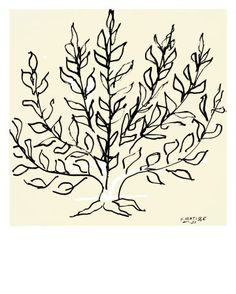Buisson by Henri Matisse