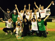 Regensburg Business BBQ Cup Finals- Tickaroo is the Champ! Create your own FREE sportscast at tickaroo.com!