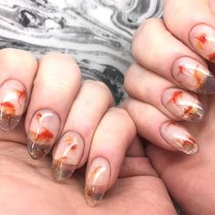 In search for some nail designs and ideas for your nails? Here is our set of must-try coffin acrylic nails for fashionable women. Clear Nail Designs, Short Nail Designs, Cute Nail Designs, Spring Nails, Summer Nails, Autumn Nails, Cute Nails, My Nails, Pretty Nails