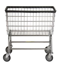 Wire Laundry Carts | Laundry Hampers | Large Capacity Laundry Cart