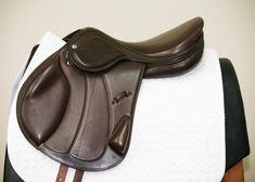 Amerigo Vega Monoflap Jump Saddle – Equestrian Imports Horse Gear, Horse Tack, Jumping Saddle, Horse Fashion, English Saddle, Saddles, Equestrian, Thighs, Horses