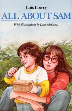Lois Lowry wrote the Sam series  after many books had been published about his sister's character, Anastasia. This was because kids seemed to like Sam and wanted to know more about him.
