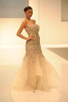 Dar Sara - Haute couture - Printemps-été 2013