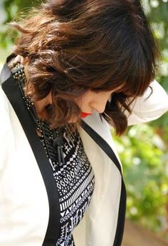 20 Trendy Fall Hairstyles for Short Hair 2014 - 2015   PoPular Haircuts