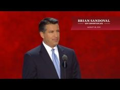 Nevada Governor Brian Sandoval's 2012 RNC Convention Speech. #RNC2012 #GOP2012