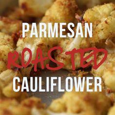 Parmesan Roasted Cau